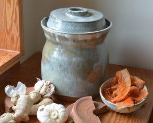 2015 InFerment seashell kimchi