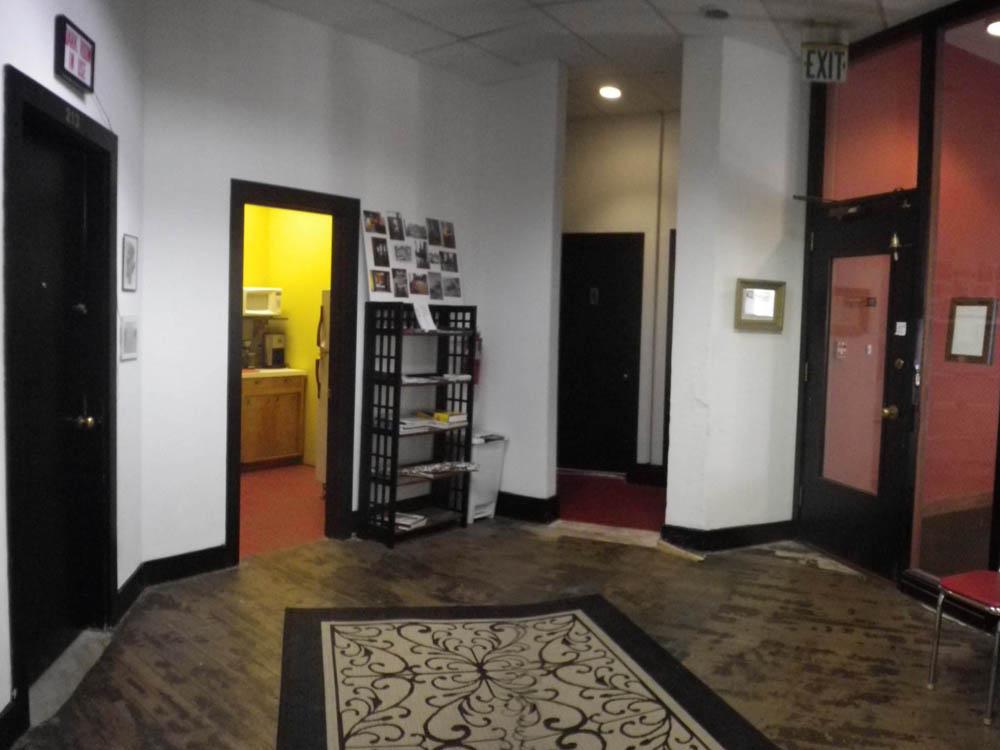 '57 Biscayne, artist studios, community